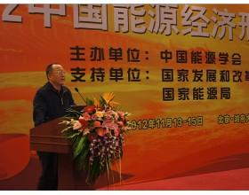国资委李保民主任出席2012中国能源经济形势报告会作精彩发言 (4620播放)