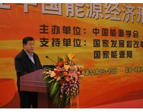 中煤集团总经理王安在2012中国能源经济形势报告会作精彩发言 (4446播放)