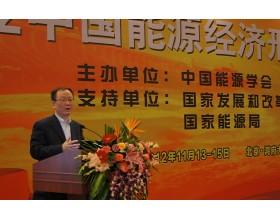 国家发改委宏观院王一鸣院长在2012中国能源经济形势报告会作精彩发言 (4522播放)