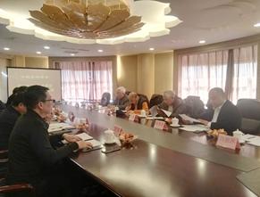 中国能源学会第二届煤化工专委会第一次主任委员会召开